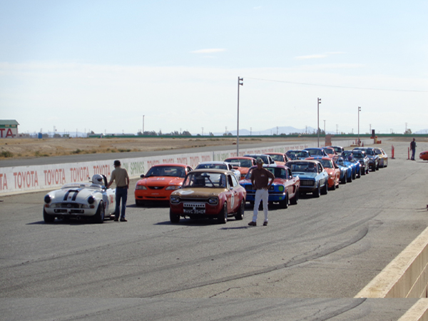 Car Lineup Picture