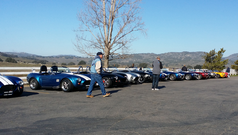 Our annual cruise with the Factory Five Club